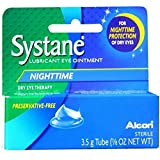 Systane Nighttime Lubricant Eye Ointment 3.50 g (Pack of 3)