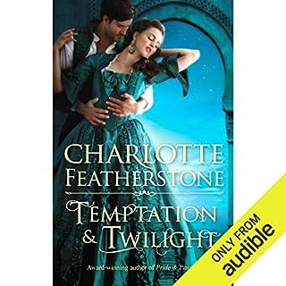Temptation & Twilight audiobook cover art