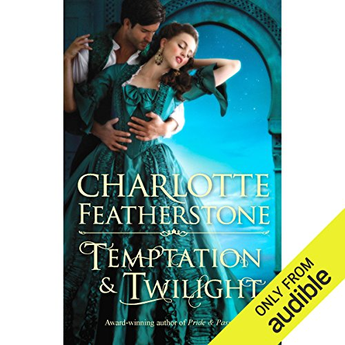 Temptation & Twilight audiobook cover art