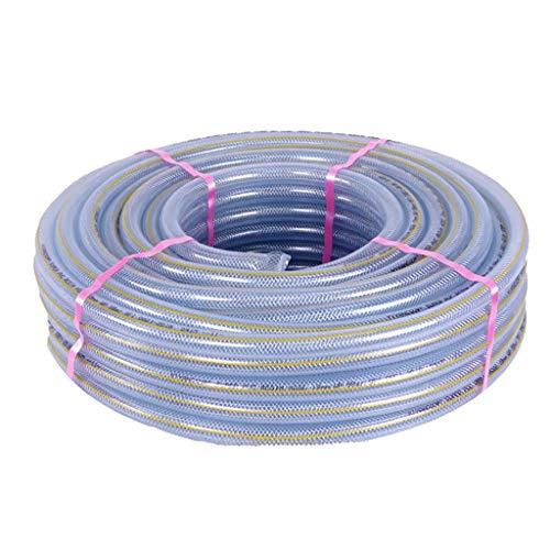 ZTMN tuinslang transparant PVC kaliber 13mm/16mm hoge druk Explosie Proof waterpijp (kleur: 16mm, Afmeting: 10M(32.8FT))