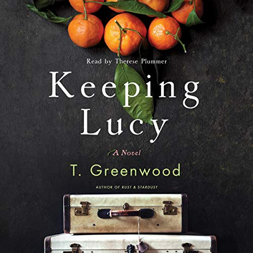 Keeping Lucy audiobook cover art