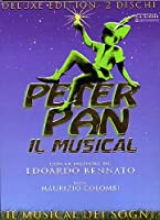 Peter Pan - Il Musical (Deluxe Edition) (2 Dvd) [Italian Edition]