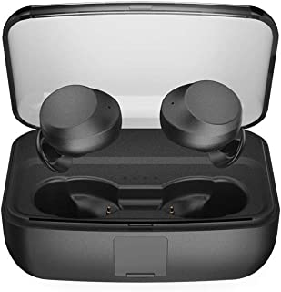 Wireless Earbuds IPX8 Waterproof with 3000mAh Charging Case Bluetooth 5.0 Earphones Touch Control HD Stereo Sound in-Ear Earplugs TwinboyTao Noise Reduction with mic