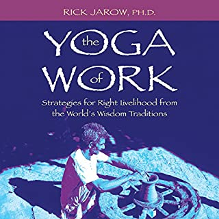 The Yoga of Work cover art
