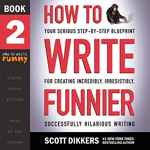 How to Write Funnier  By  cover art