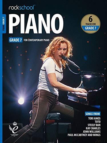 Rockschool Piano Grade 7 - (2019)