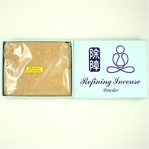 Raffinazione incenso in polvere–Confezione da 150g–100% naturale–I008