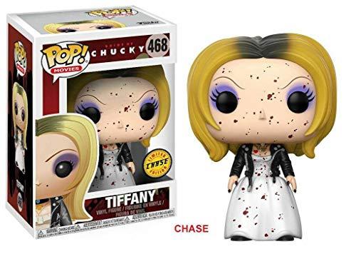 Funko POP! Películas: Bride of Chucky Tiffany LIMITED EDITION CHASE Figura de acción de juguete