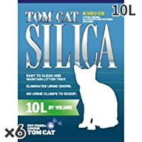 トムキャット ネコのシリカ 10L×3×2入