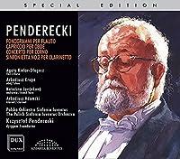 Penderecki: Concertos for Wind Instruments & Orchestra by Arkadiusz Adamski