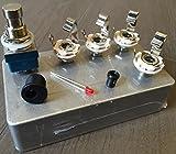 diypedalgearparts® Kit Guitar Looper/Switcher DIY, Guitar Loop True Bypass