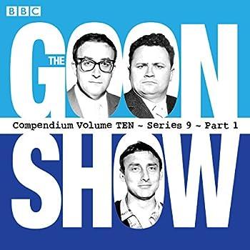 Audio CD The Goon Show, Compendium 10 (Series 9, Part 1): The Classic BBC Radio Comedy Series Book