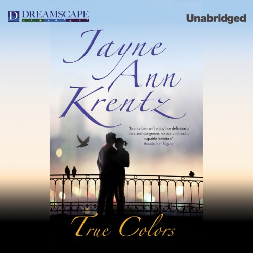 True Colors audiobook cover art