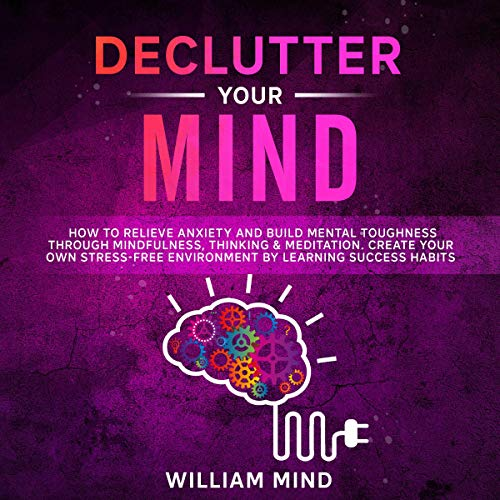 Declutter Your Mind: How to Relieve Anxiety and Build Mental Toughness Through Mindfulness, Thinking & Meditation. Create Your Own Stress-Free Environment by Learning Success Habits. (Change Your Brain, Book 3)