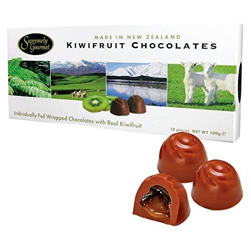 キウイフルーツ チョコレート 1箱【ニュージランド おみやげ(お土産) 輸入食品 スイーツ 】