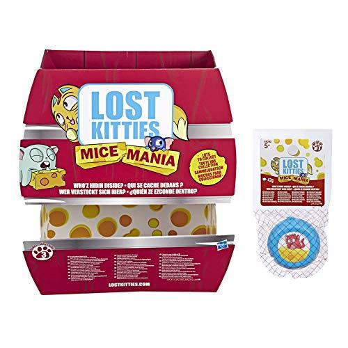Lost Kitties- Mice Mania Minis, Multicolor (Hasbro E6292EU2) , color/modelo surtido