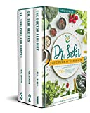 Dr. Sebi: 3 Books in 1. Take Control of Your Health with Dr. Sebi Alkaline Diet, Herbs and Cure for...