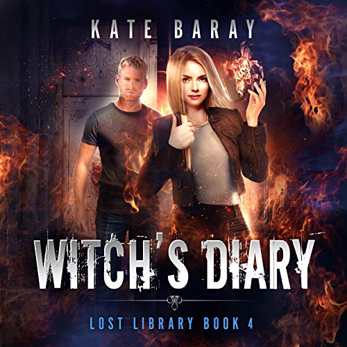 Witch's Diary: Lost Library, Volume 4