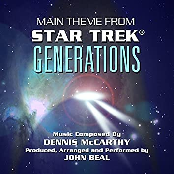 Star Trek Generations  (End Title Theme from the Motion Picture Score)