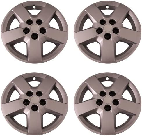 Coast Max 75% OFF To IWC44016S Set of 4 Silver Cap Hub 16 C Wheel Inch All stores are sold