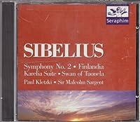 Sibelius: Symphony, No. 2 by Kletski