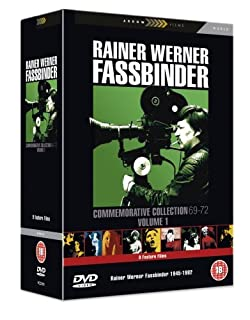 Rainer Werner Fassbinder Commemorative Collection: Volume 1 - 1969-1972 [DVD] (B000HOJF5U) | Amazon price tracker / tracking, Amazon price history charts, Amazon price watches, Amazon price drop alerts