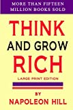 Think and Grow Rich - Large Print Edition - Magdalene Press - 19/06/2015