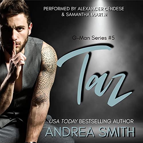 Taz cover art