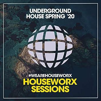 Underground House Spring '20