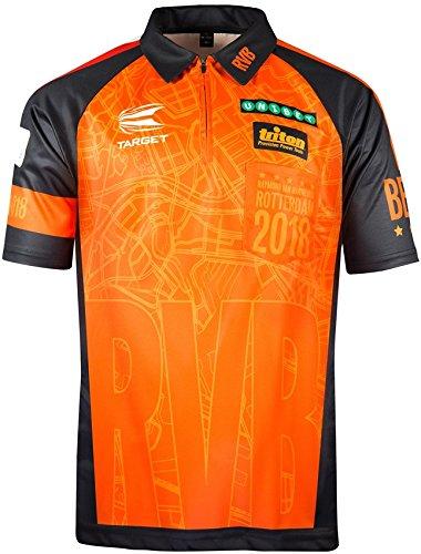 Target COOLPLAY Shirt RVB Rotterdam Premier League 2018 Limited Edition (3XL)