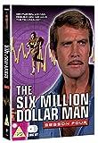 Six Million Dollar Man Season 4 (9 Dvd) [Edizione: Regno Unito]