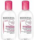 Bioderma Sensibio H2O Micelle Solution 2 X 250ml (500ml) (2) by Bioderma