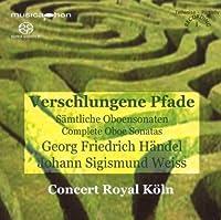 Handel/Weiss: Complete Oboe So