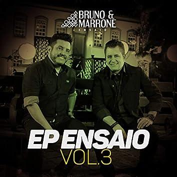 EP Ensaio (Vol. 3 / Ao Vivo)