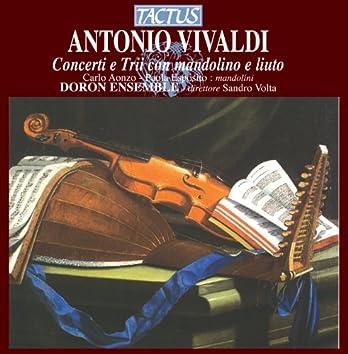 Vivaldi: Concerti e Trii con mandolino e liuto