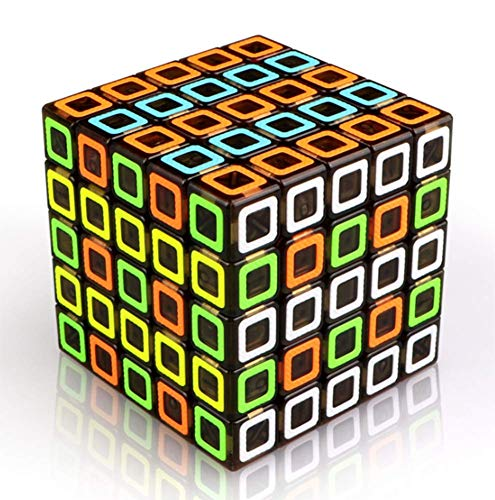 ZXMDP Cubo 3x3x3 Puzzle Cube mágico 5x5x5 Fibra de New Magic Gear Rubik Variedad del magico Educativo Best Ghost Speed Collection Pack Mirror Box Profesional Paquete