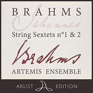 Brahms: String Sextets n°1 & 2