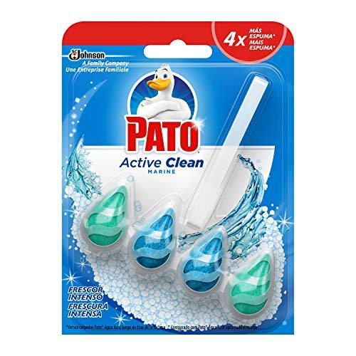 Pato Active Clean - Colgador wc, frescor intenso, perfuma li
