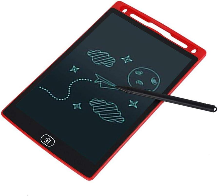 Black 8.5 Inch Digital Ewriter Electronic Graphics Tablet Portable Mini Board Handwriting Pad Drawing Tablet Strnek LCD Writing Tablet