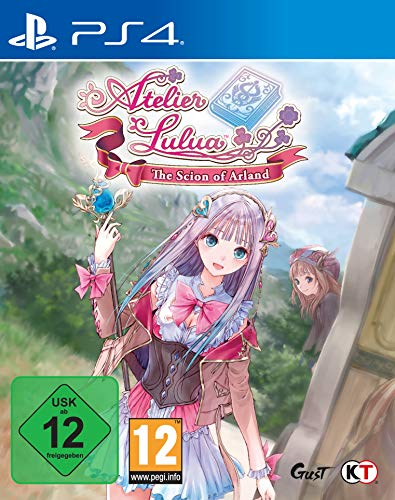 Atelier Lulua: The Scion of Arland (PlayStation PS4)
