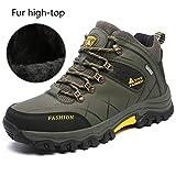Safety Shoes Trabajo Deportivos Botas Comodas Transpirable Antideslizantes Añadir Algodón,B-EU39/UK6.5