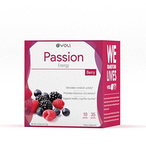 Yoli Passion Berry Packets | Amazon