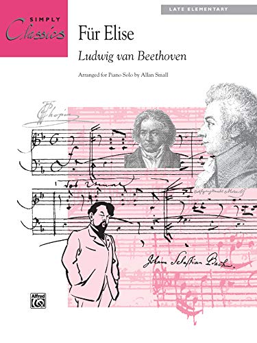 Für Elise: Sheet (Simply Classics Solos)