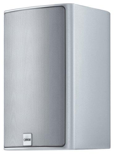 Canton Plus GX 2-Wege Bassreflex-Regallautsprecher (40 Watt) weiß (Paar)