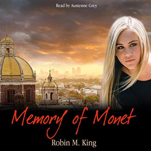 Memory of Monet audiobook cover art