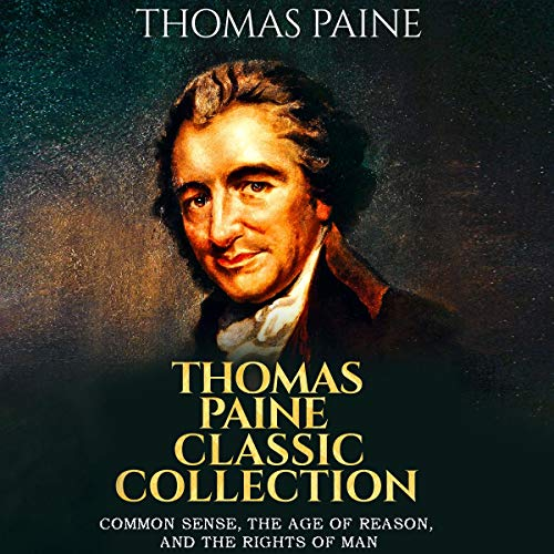 Couverture de Thomas Paine Classic Collection