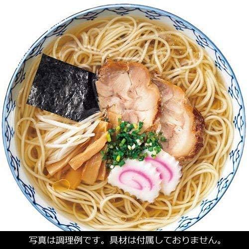 牛骨をじっくりと炊き、香味野菜、玉ねぎエキスなどを加え深みがある牛塩スープです。牛脂とごま油をブレンドした調味油が、スープのコクと風味を一層引き立てます。香ばしく甘みがある佐賀県産の焼のりが別添えされています。
