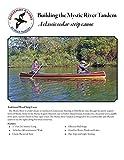 Building the Mystic River Tandem: A Classic Cedar-Strip Canoe (Strip Building Manuals Book 1) (English Edition)