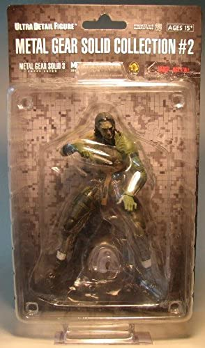 Medicom Ultra Detail Figure  Metal Gear Solid 4  Vamp Action Figure by Diamond Comic Distributors