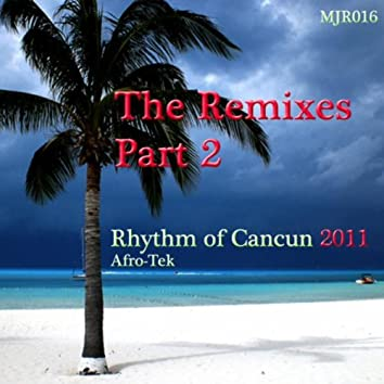 Rhythm of Cancun 2011, Pt. 2